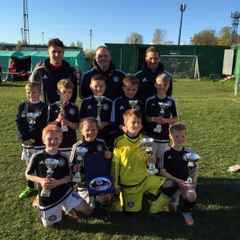 U9s Champions of Runcorn Tournament