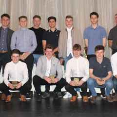 Presentation Evening Award Winners