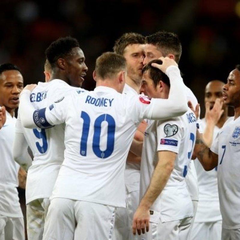 England Euro match
