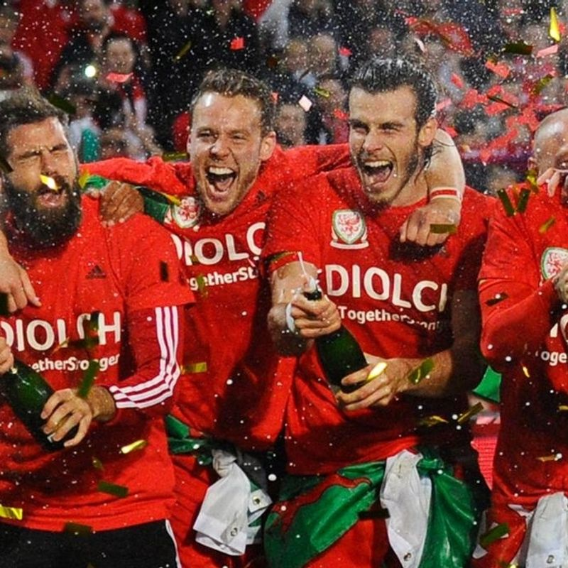 Wales Euro semi final!