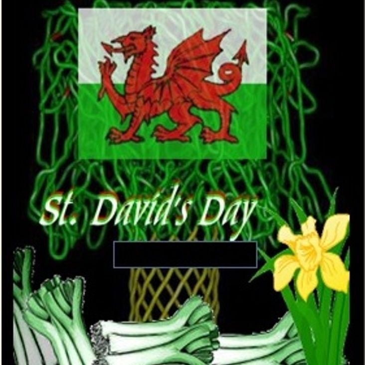 St David&#039;s Day Lunch<