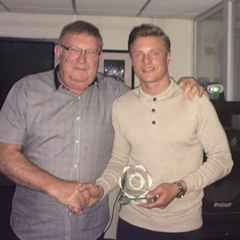 Purcell scoops awards