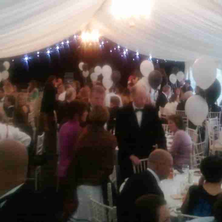 Walcot Spring Ball this Saturday - clubhouse extension fundraiser - last chance to book tickets