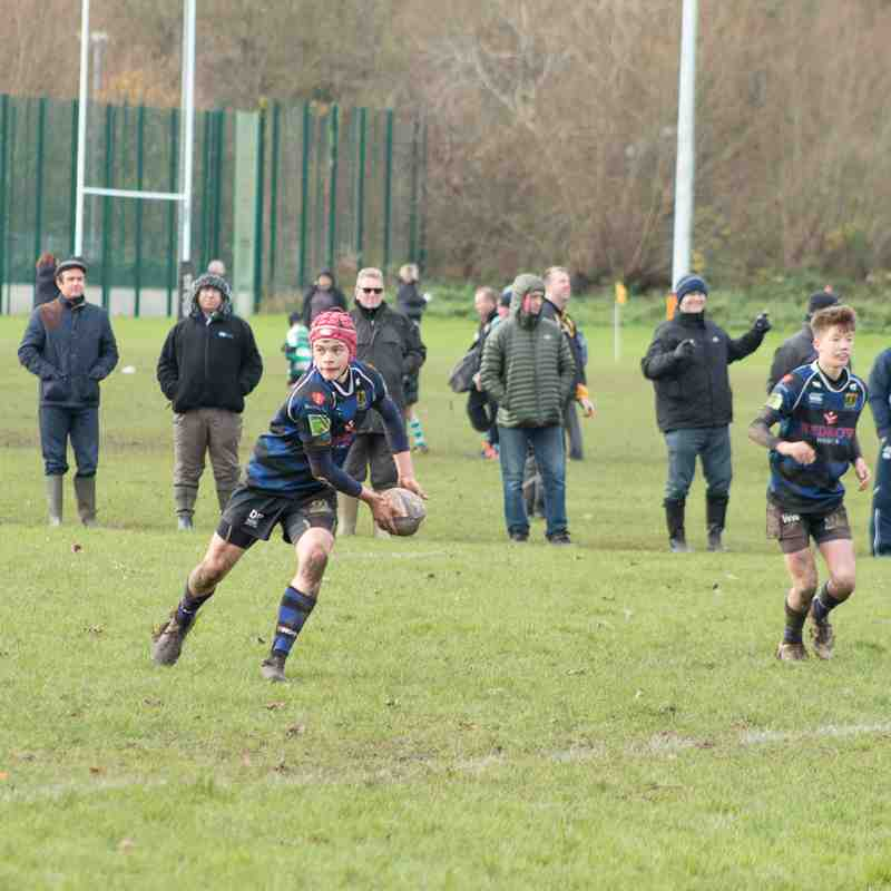 Dings U15s v Keynsham