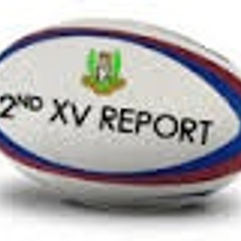 First Win for Villagers 2nd XV