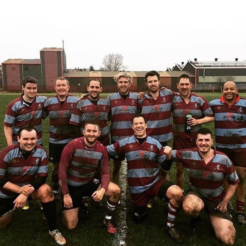 Saturday's 2nd XV Rugby - 21st January