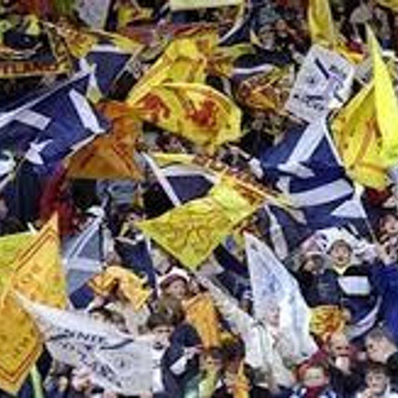 Scotland v England - Saturday 10th June