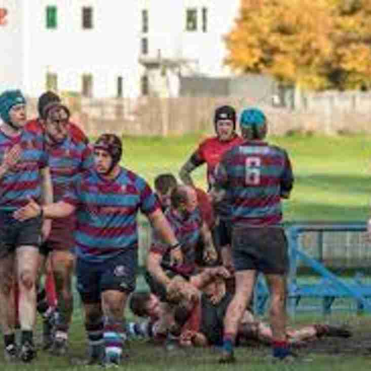 Saturday's 1st XV Rugby - 28/04