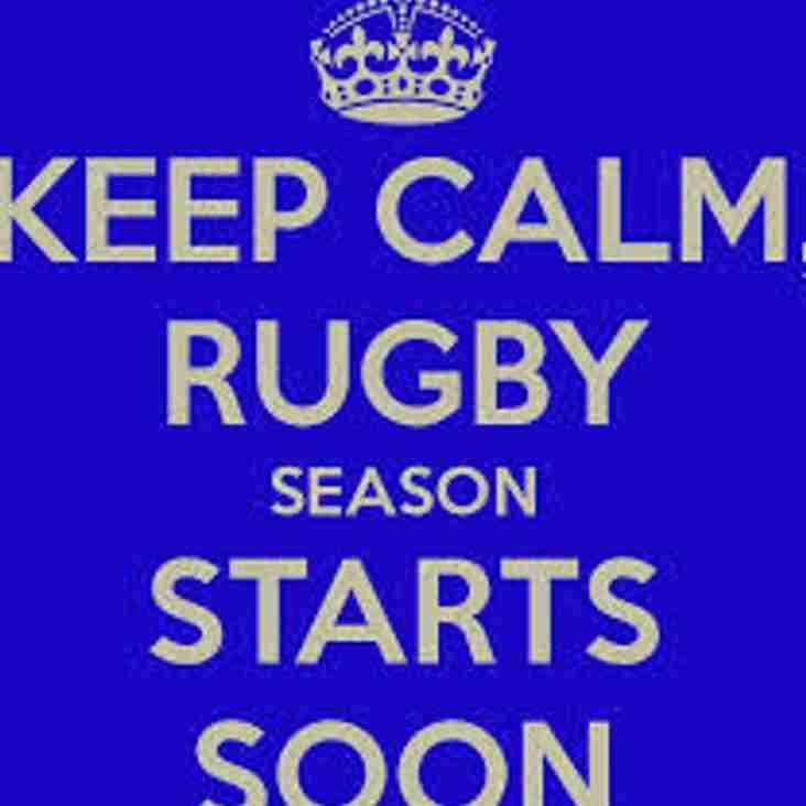 New Season Ready for Kick Off