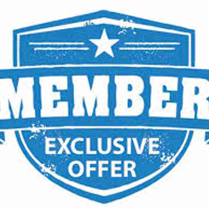 New Offer for all Members
