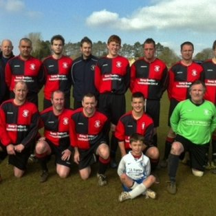 Chadlington Reserves end the loosing run at last