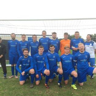 FC Nomads 1 Chadlington FC 3