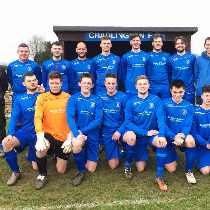 Weekend Results (28th April 2018)