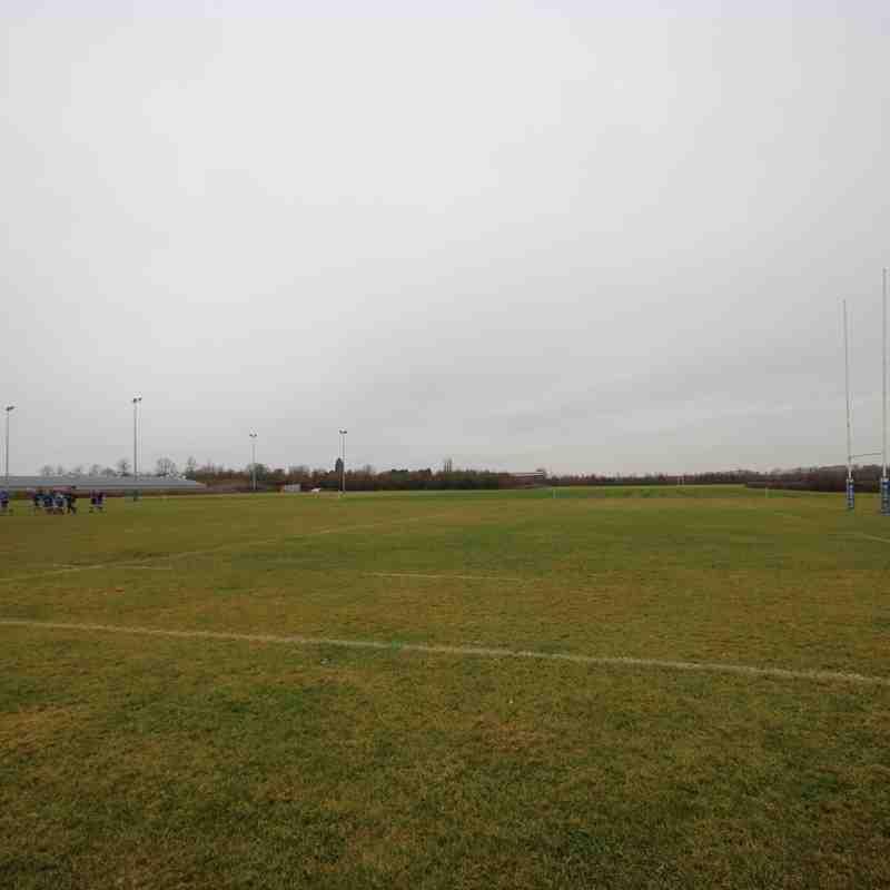 St. Ives RFC v Jimmies 1st  10th December 2016