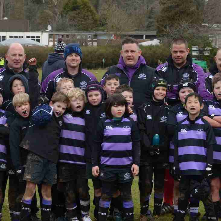 Clifton Under 9's End of Year Report