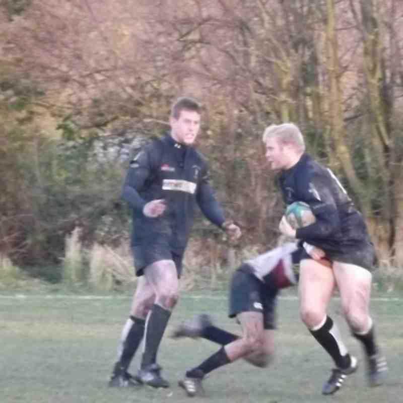 Spartans v Tamworth 8th Dec 2012