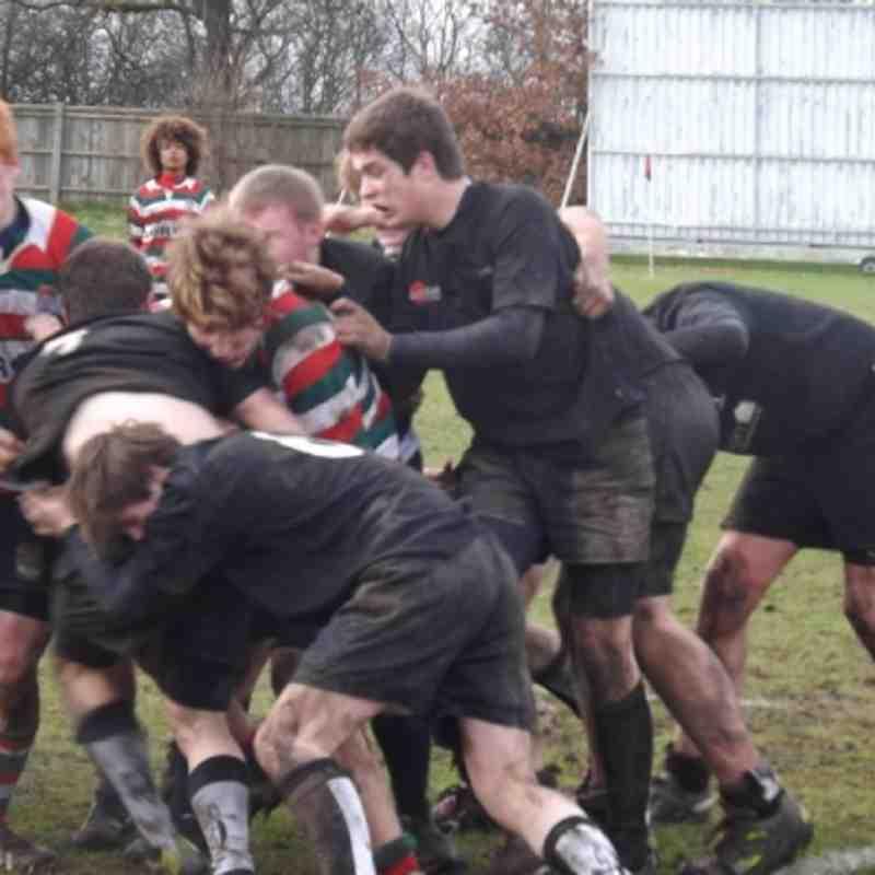 U16s v Lutterworth 3rd Feb 2013