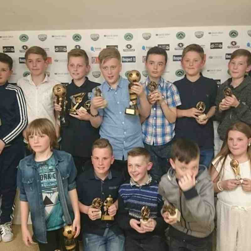 Wasps U11 Presentation Night 2016