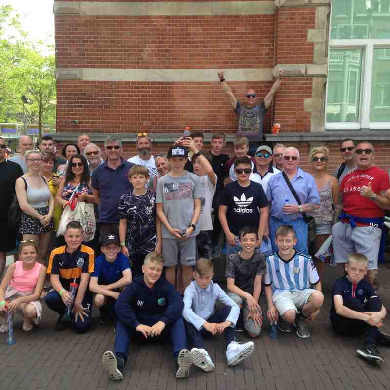 U13 Holland Tour 2017