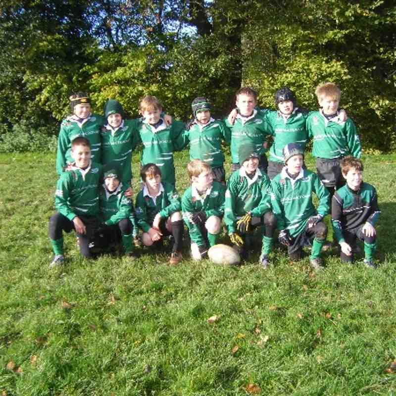 U11 Crowborough B