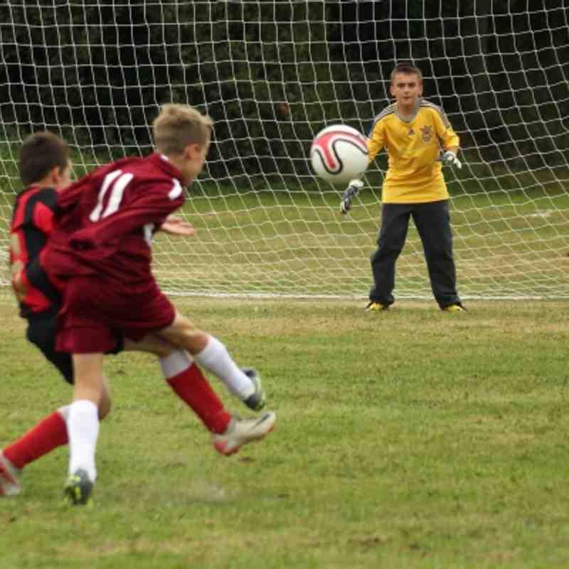 Hurst Under 11 vs Brendon 66