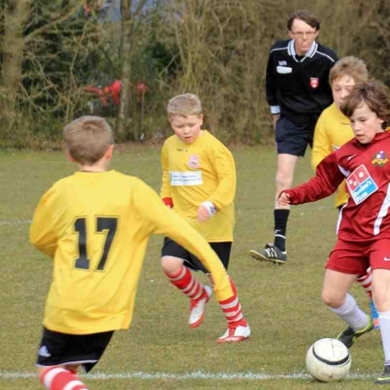 Hurst vs Sholing FC