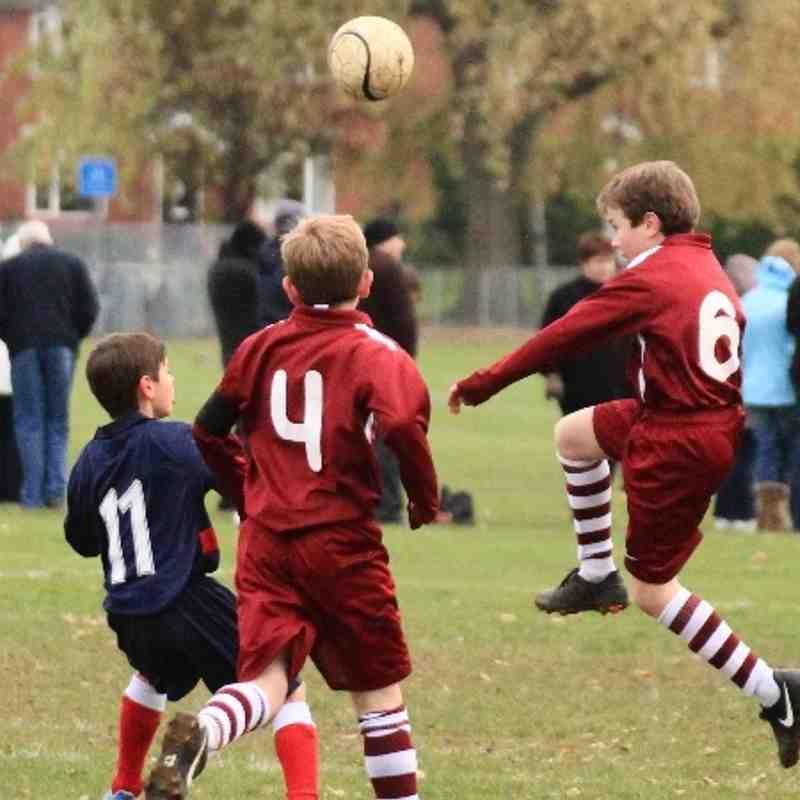 Hurst Rangers vs Baddersley Park