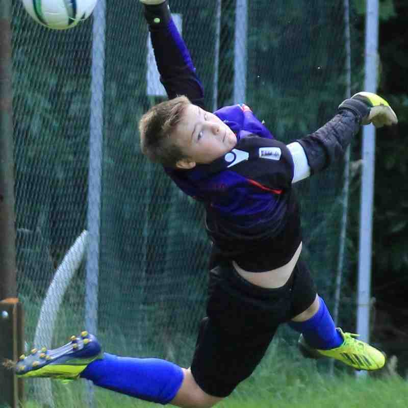 Under13's Tyro Cup Match
