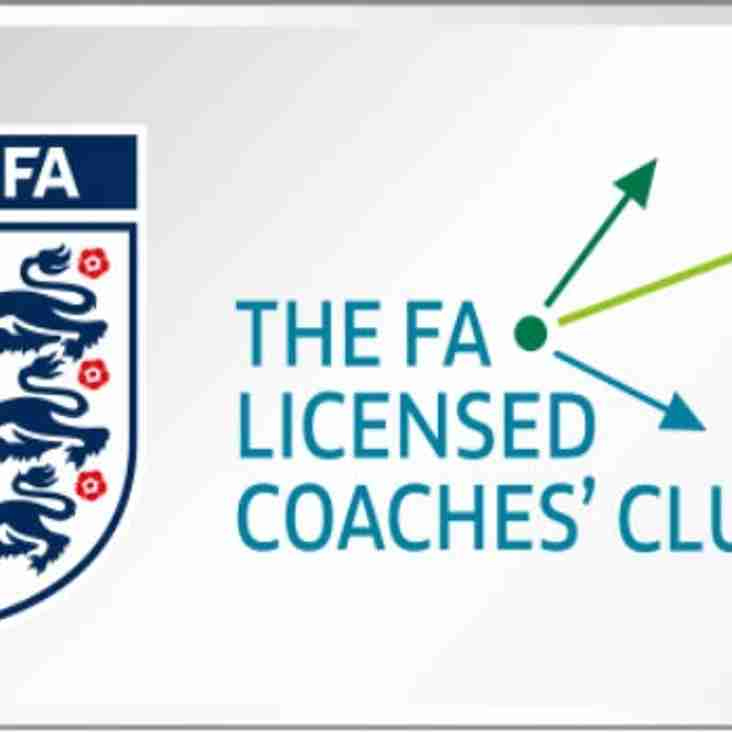 Changes to Coach Education
