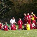 St. Francis YFC V Sherfield Englis U18's