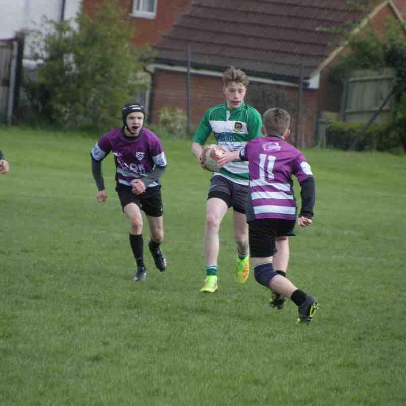U14's vs Gillingham
