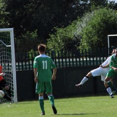 vs Tiverton Town by Haley Marriott