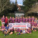 Surrey 1 Champions Remain Unbeaten at Home