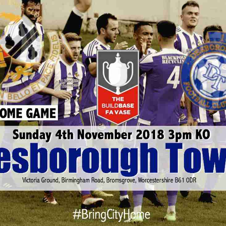 FA VASE NEXT FOR CITY