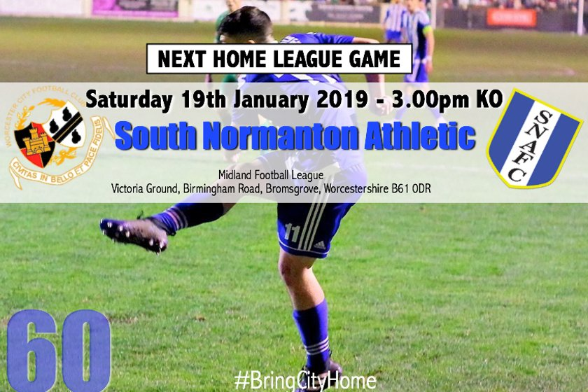 Highlights from our 2-1 win v South Normanton Athletic