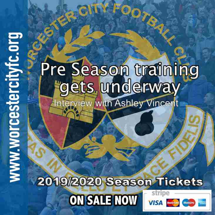 Preparations for 2019/20 Season underway