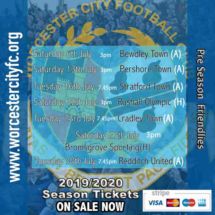 City v Rushall Olympic