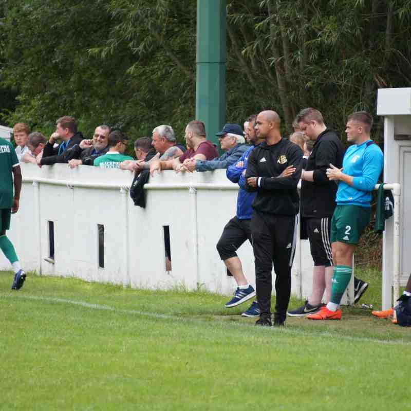Pre-Season Friendly Bewdley Town 6th July 2019