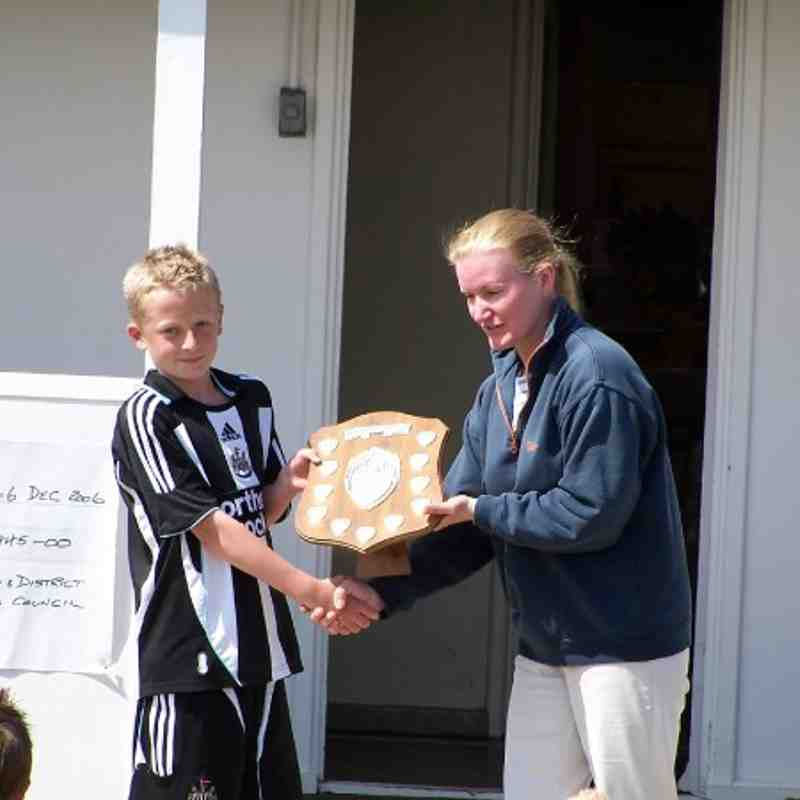 Club Awards 2007