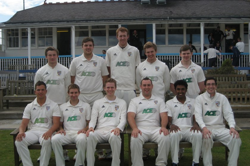 Aberdeenshire Cricket Club vs. Royal High Corstorphine