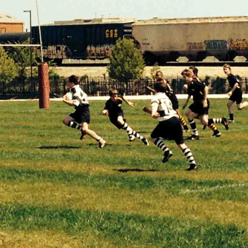 Barbarians vs Stingers 05.18.14