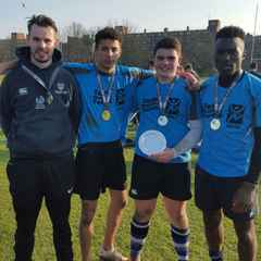 Chingford boys strike gold.....