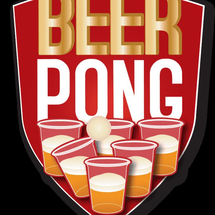 Chingford RFC Beer Pong Championship