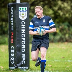 Chingford 3rd XV v Basildon 2nd XV 07/10/2017