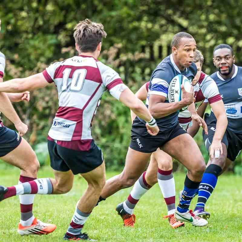Chingford 2nd XV v Brentwood 2nd XV 23/09/2017