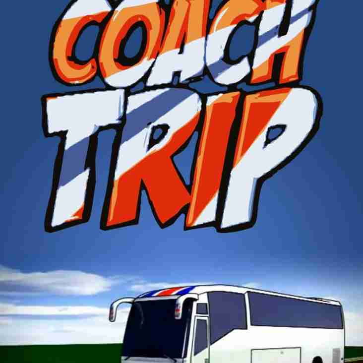 Amersham and Chiltern RFC Away - Coach Trip