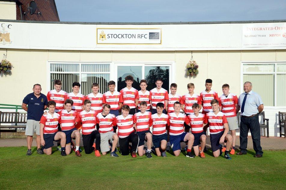 Durham City 34 Vs 37 Stockton Rugby Club 19 November 2017