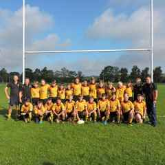 U13's Match report V Combe Down