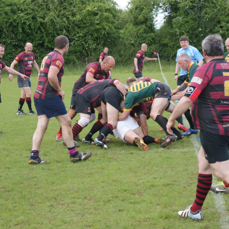 Seasons ends with win against Welsh tourists