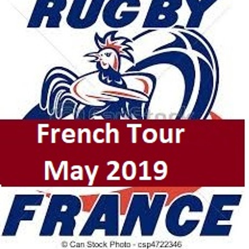 France Tour Confirmed - payments now being taken